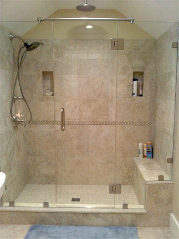 Custom Shower Enclosure | Skill Glass Company, Inc.